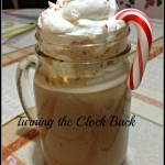 Peppermint Mocha #Recipe with Torani Syrups  #ToraniFlavors