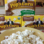 5 Reasons To Choose Organic Snacks and a Newman's Own #Giveaway