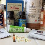 Vitacost Be Well Box and $50 Vitacost #Giveaway