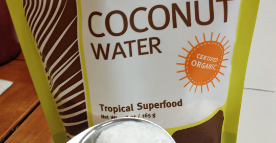 Heath Benefits of Coconut Water in Your Diet