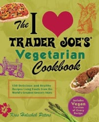 trader joes vegetarian cookbook