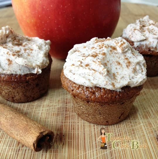 muffin recipes with applesauce
