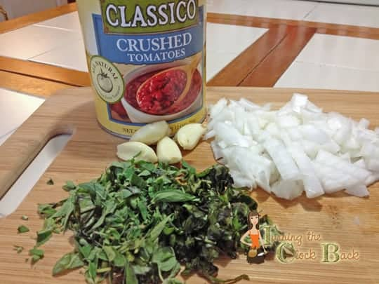 Classico tomato recipes
