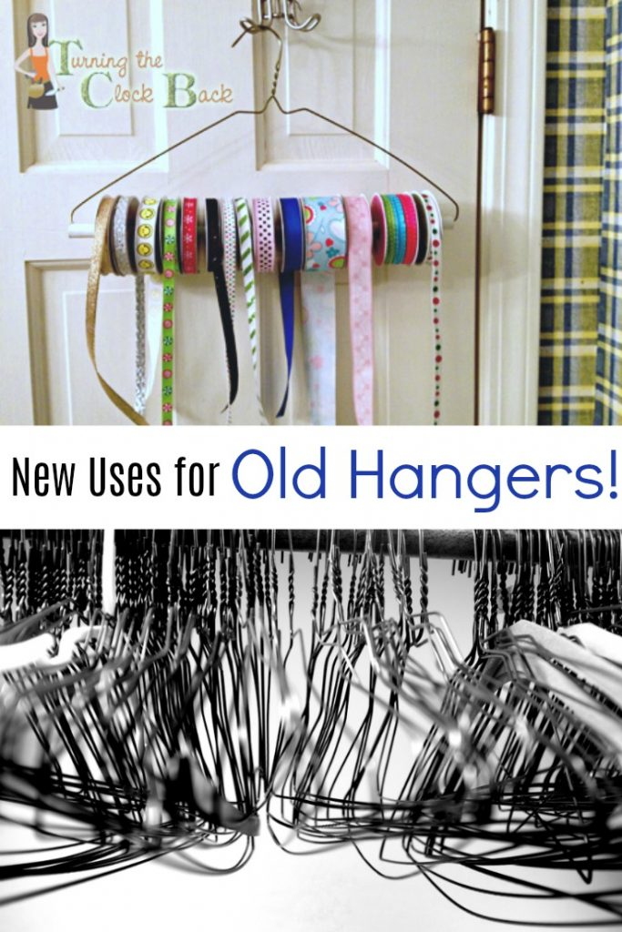New Uses for Old Hangers