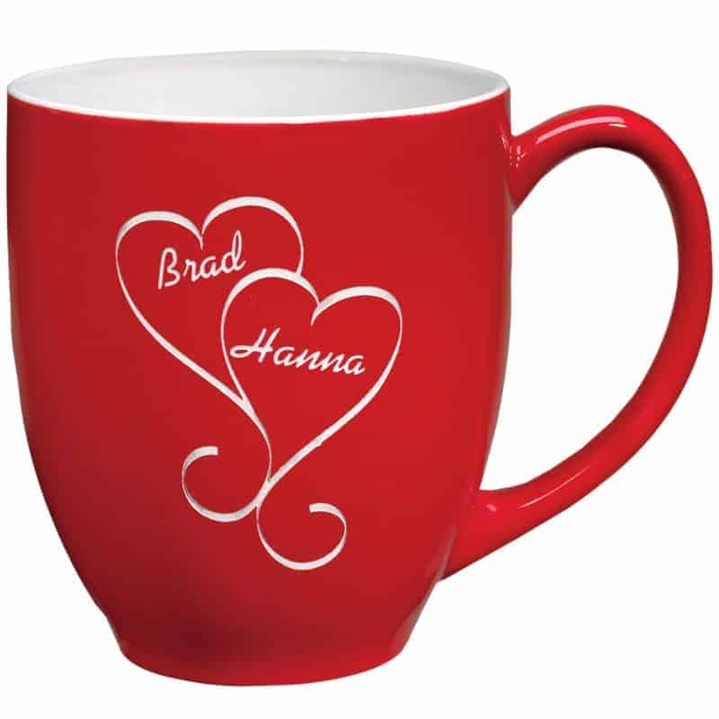 thought gift romantic mug