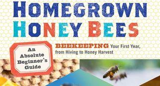 Beekeeping Book: Homegrown Honey Bees #sp