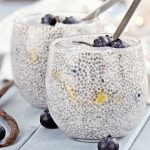 Chia Seed Health Benefits and Simple Chia Seed Pudding Recipe