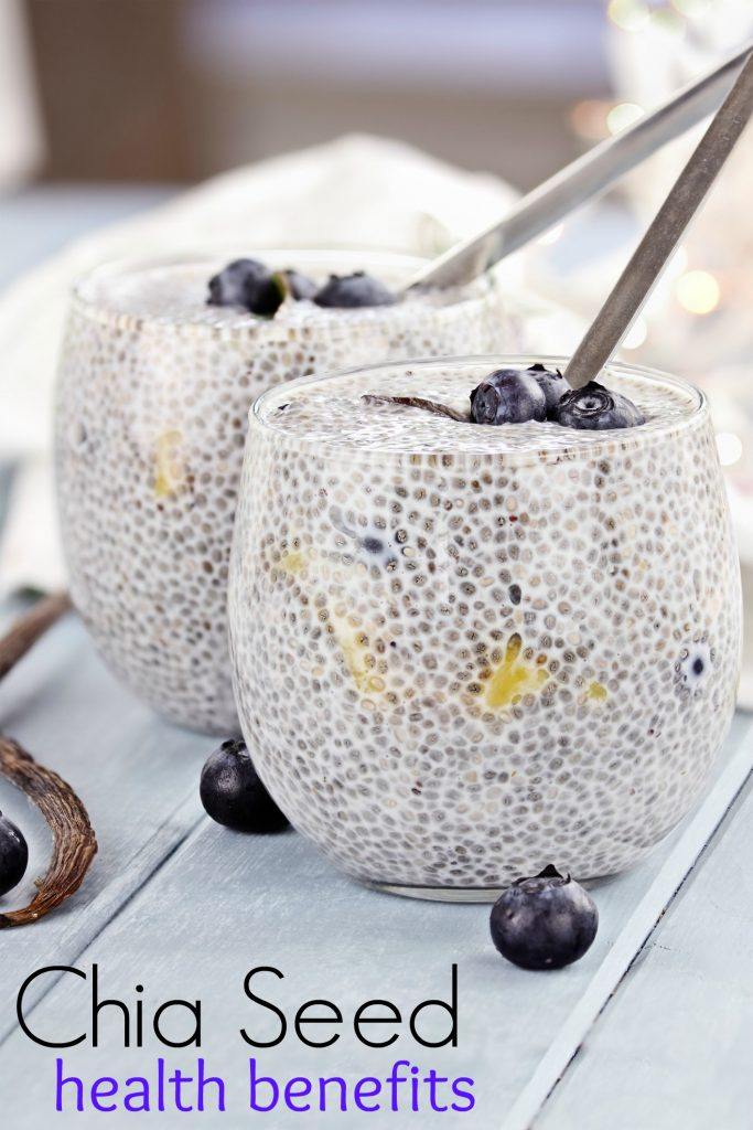 Chia Seed Health Benefits