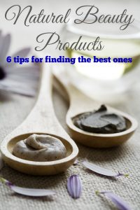 How to Find the Best All Natural Beauty Products