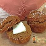Easy Homemade Muffins: Pumpkin Chia Seed Muffins
