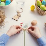 earth friendly Easter basket ideas