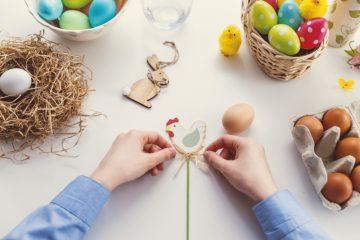 earth friendly Easter basket ideas