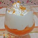 Orange Parfait Dessert Recipe