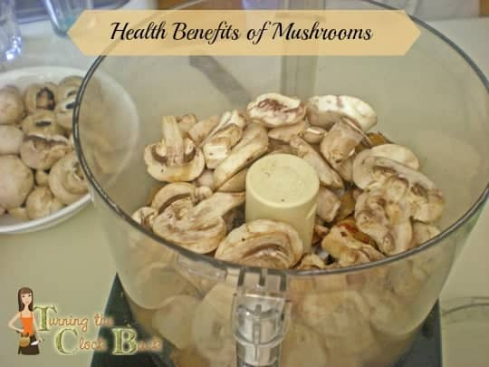 using mushrooms in your diet