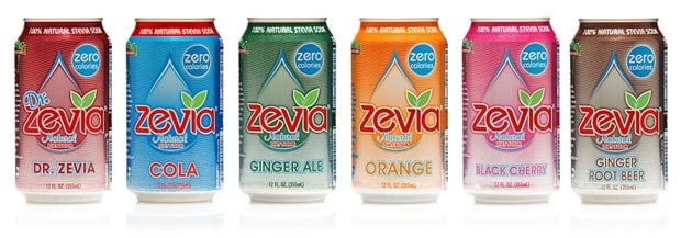 zevia mixed 6 pack