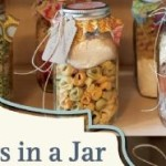 Meals in a Jar Book Review and #Giveaway #sp