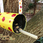 Earth Day Craft Idea:  Make a Tin Can Bird Feeder!
