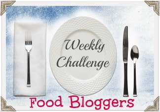food bloggers challenge image