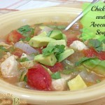 Chicken and Avocado Soup #Recipe and $100 Visa Gift Card Giveaway #AmazingAvoCinco #spon