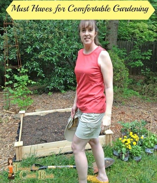 duluth gardening supplies with banner
