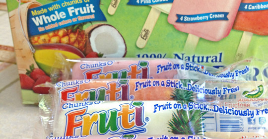 Natural Fruit Bars Make Getting Healthy Oh So Sweet!  #FreshNFruti #sponsored