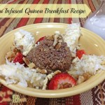 healthy breakfast recipe using quino