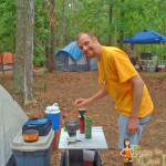 Green Up Your Camping Routine! #SCJgreenerchoices #spon