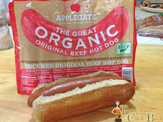 applegate hotdogs and a healthy fourth of july cookout