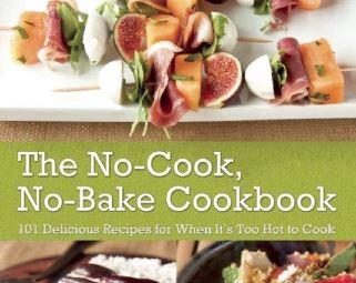 The No Cook No Bake Cookbook Review