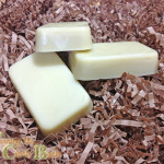 Homemade Coconut Lotion Bars