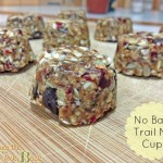 Need Healthy Snack Ideas? Try Trail Mix Cups!