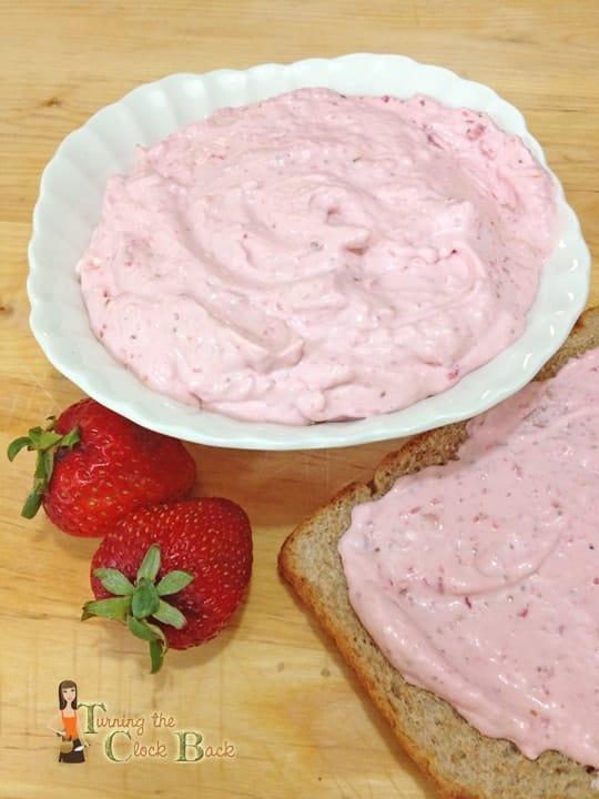 easy strawberry recipe homemade strawberry cream cheese