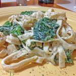 Meatless Monday Recipe: Spinach and Artichoke Alfredo