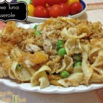 Deluxe Tuna Casserole Recipe Makes Good Comfort Food