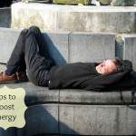 Tips to Boost Energy and Make it Through the Afternoon Slump! #sponsored