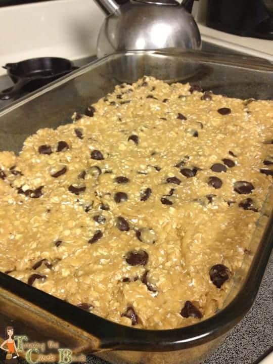 easy snack ideas oatmeal bars