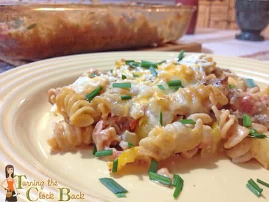 easy taco casserole recipe 2