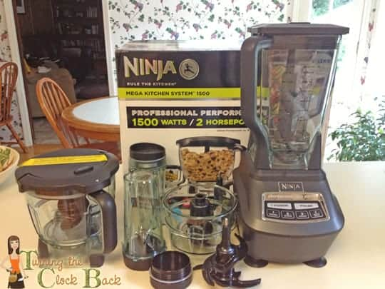 ninja mega kitchen system