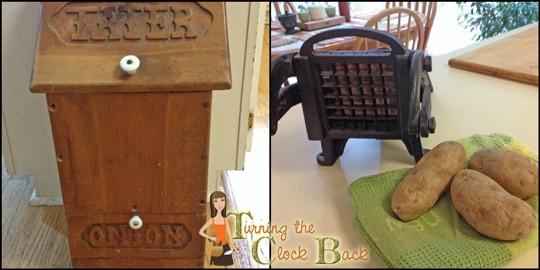 dream kitchen antiques