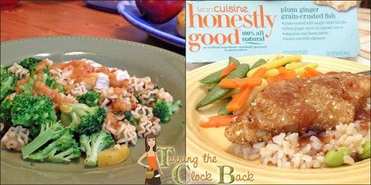 lean cuisine #EatHonestly #shop collage