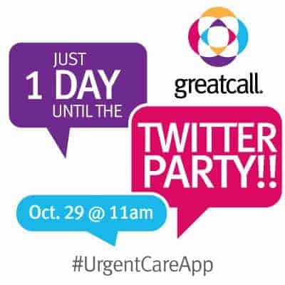 great call twitter party