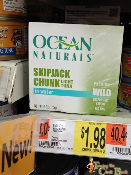 ocean naturals at walmart Healthy Tuna Recipes #shop