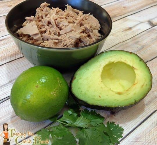 ocean naturals Healthy Tuna Recipes with avocado #shop