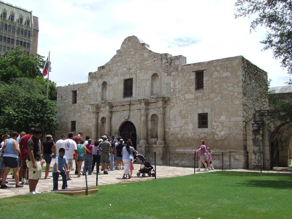 things to do in texas the alamo