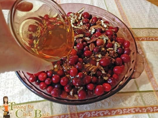 easy cranberry recipes