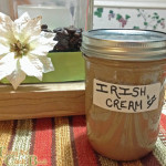 Homemade Irish Cream for your Relaxing Coffee Moments