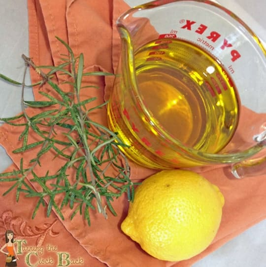 olive oil lemon and rosemary picture #shop