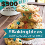 Join Me for the #BakingIdeas Twitter Party