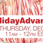Join me at the #HolidayAdvantEdge Twitter Party!