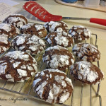 Chocolate Crinkle Christmas Cookie Recipe